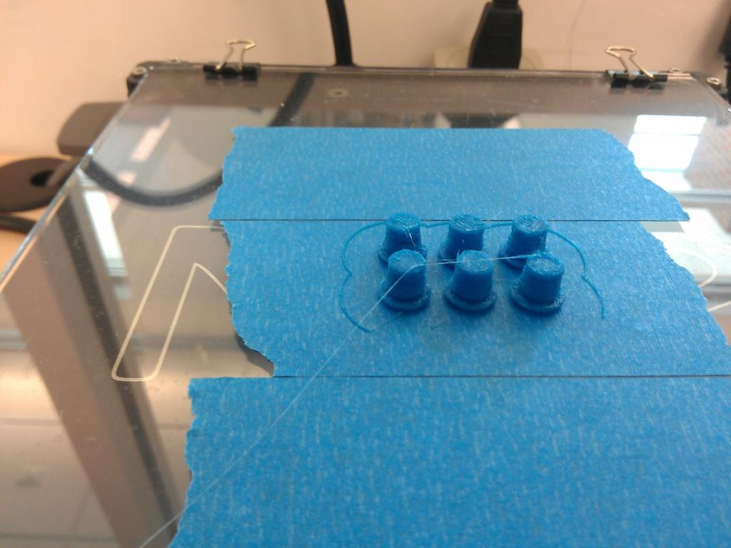 Iterate model, print 6.