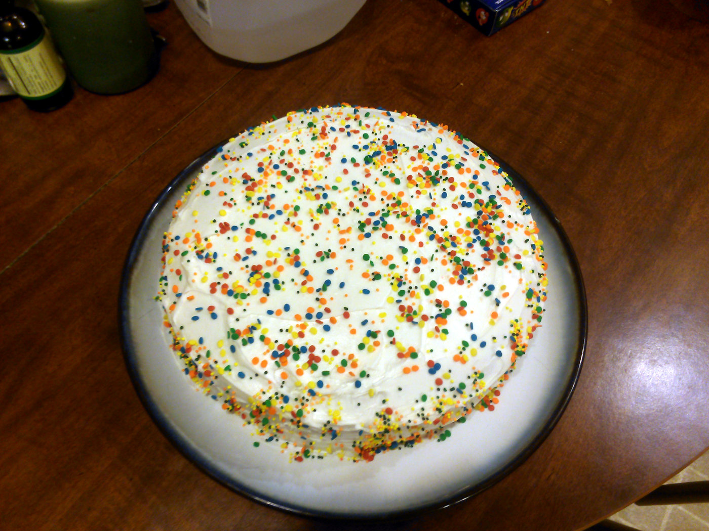 Confetti Cake, just because